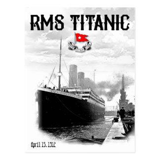 RMS Titanic Postcard