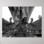RMS Titanic Propellers