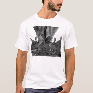 RMS Titanic Propellers T-Shirt