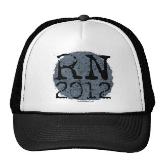 RN - 2012 TRUCKER HAT