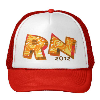 RN 2012 Graduate Hats