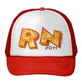 RN 2012 Graduate Trucker Hats