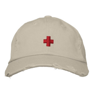 RN EMBROIDERED HAT