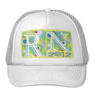 RN in 2012 Mesh Hat