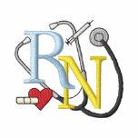 Rn Logo Hoodie