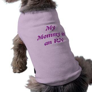 RN Mommy dog shirt