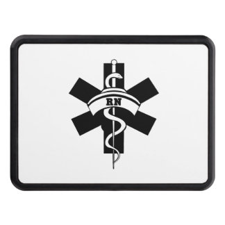 RN Nurses Trailer Hitch Covers