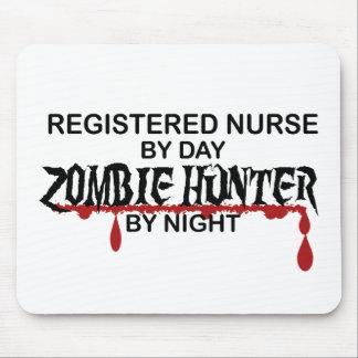 RN Zombie Hunter Mousepad