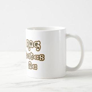 RNG Hates Me coffee mug