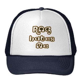 RNG Hates Me hat