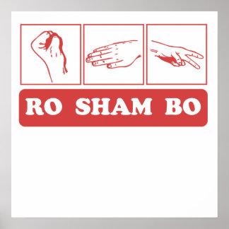 Ro Sham Bo Poster