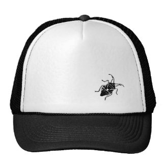 Roach/Bug Trucker Hat