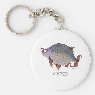 Roach fish, tony fernandes key chains
