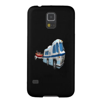 Road And Boat Trip Galaxy S5 Cover