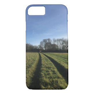 Road and field iPhone 8/7 case