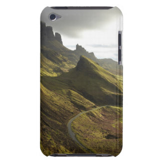 Road ascending The Quiraing, Isle of Skye, Barely There iPod Case