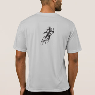 Road Bicycle Racer Back T-Shirt