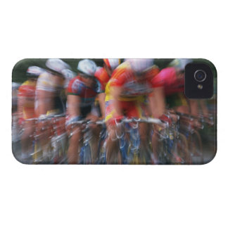 Road bicycle racing iPhone 4 cover