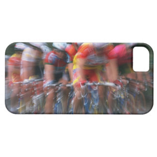 Road bicycle racing iPhone 5 case