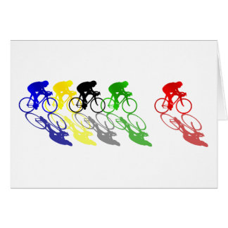 Road Bike Road Racing  Cycling Cards