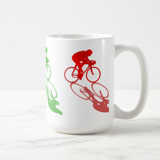 Road Bike Road Racing  Cycling Coffee Mug