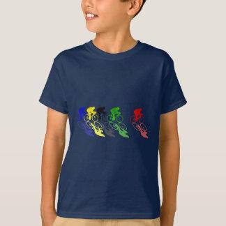 Road Bike Road Racing  Cycling T-Shirt