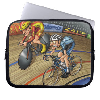 Road biking, it's not wrong but...laptop sleeve laptop sleeve