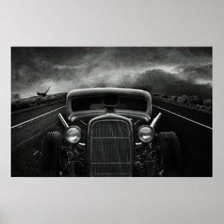 Road Devil Posters