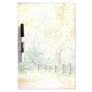 Road Dry-Erase Whiteboard