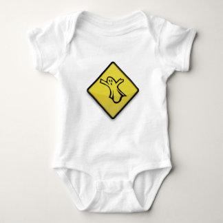 Road ghost baby bodysuit