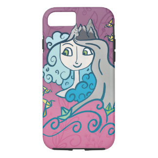Road Girl iPhone 8/7 Case