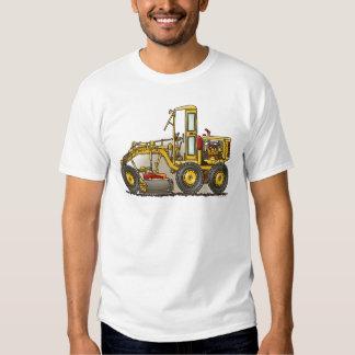 Road Grader Construction Mens Tank Top