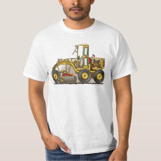 Road Grader Construction Womens T-Shirt