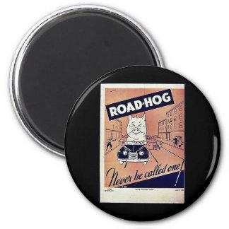 Road-Hog Magnets