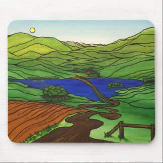 Road Home Mouse Mat