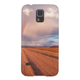 Road Inland From Springbok Water, Damaraland Cases For Galaxy S5