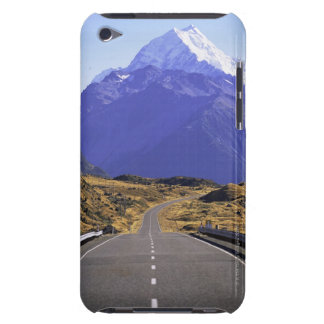 Road into Mount Cook National Park, New Zealand Case-Mate iPod Touch Case
