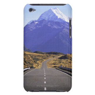 Road into Mount Cook National Park, New Zealand iPod Touch Covers
