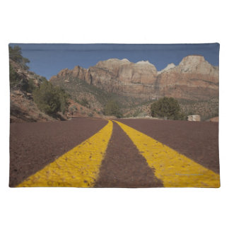 Road-kill viewpoint placemat