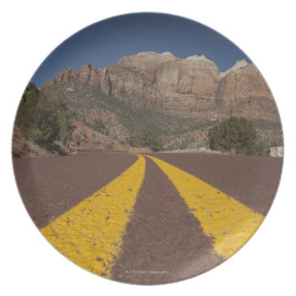 Road-kill viewpoint plate