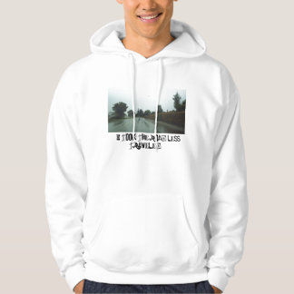 road less traveled..... hoodie