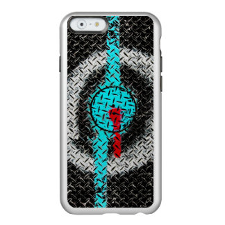 Road Marking Paint- Red Blue White Incipio Feather® Shine iPhone 6 Case