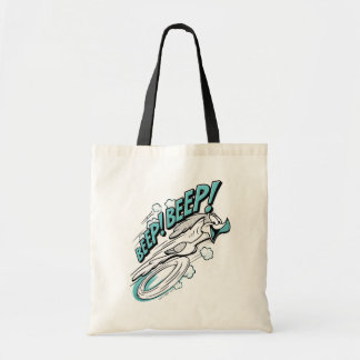 "ROAD RUNNER™ ""BEEP BEEP!"" Halftone Tote Bag"