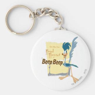 Road Runner Beep Beep Keychains