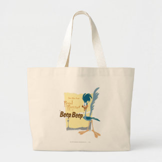 ROAD RUNNER™ Beep, Beep Large Tote Bag