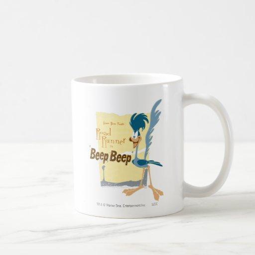 Road Runner Beep, Beep Coffee Mug