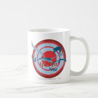 ROAD RUNNER™ Beep Beep Yikes! Coffee Mug