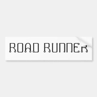 Road Runner Bumperstickers
