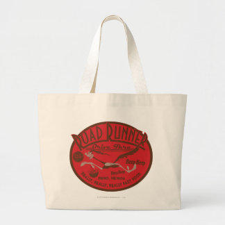 ROAD RUNNER™ Drive Thru 2 Large Tote Bag