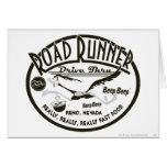 Road Runner Drive Thru Cards